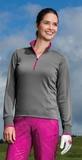 Women's Nike Golf Dri-Fit 1/2-Zip Cover-Up Thumbnail