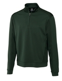 Cutter & Buck Men's DryTec Big & Tall Edge Pullover Hunter Thumbnail