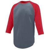 Nova Jersey Graphite with Red Thumbnail