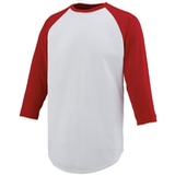 Nova Jersey White with Red Thumbnail