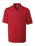 Cutter & Buck Men's DryTec Big & Tall Advantage Polo Shirt Red Thumbnail