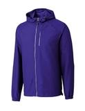 Men's Cutter & Buck Anderson Full Zip Jacket College Purple Thumbnail