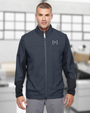Under Armour Men's Groove Hybrid Jacket Stealth Gray Thumbnail