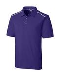 Cutter & Buck Big & Tall Fusion Polo College Purple Thumbnail