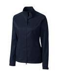 Women's Cutter & Buck WeatherTec Blakely Jacket Liberty Navy Thumbnail