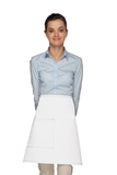 One Pocket Half-bistro Apron Thumbnail