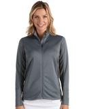 Antigua Women's Passage Full Zip Jacket Steel with Granite Thumbnail