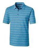 Forge Polo Heather Stripe Chambers Thumbnail