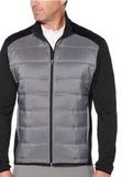 UltraSonic Quilted Jacket Black Thumbnail