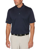 Jack Nicklaus Shadow Textured Polo Classic Navy Thumbnail