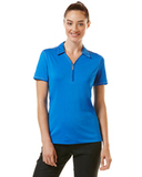 Women's Callaway Industrial Stretch Polo Magnetic Blue Thumbnail
