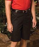 Poly / Cotton Twill Men's Shorts Tan Thumbnail