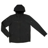 Women's Reebok Hooded Softshell Black Thumbnail