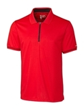 CBUK Alta Polo Shirt Red Thumbnail