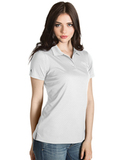 Women's Inspire Polo White Thumbnail