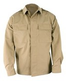 Propper BDU Shirt Long Sleeve Khaki Thumbnail