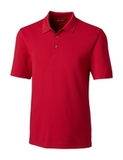 Cutter & Buck Men's Forge Polo Cardinal Red Thumbnail