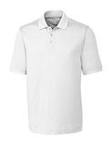 Cutter & Buck Men's DryTec Big & Tall Advantage Polo Shirt White Thumbnail