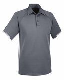 Under Armour Mens Corporate Rival Polo Graphite Thumbnail