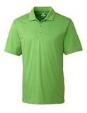 Cutter & Buck Men's DryTec Chelan Polo Shirt Cilantro Heather Thumbnail