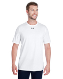 Under Armour Men's Locker Tee 2.0 White Thumbnail