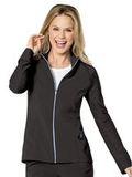 Quickcool Zip Jacket BLACK (BKP) Thumbnail