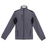 Reebok Soft Shell Jacket Graphite Thumbnail