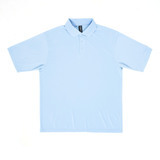 Reebok X-treme Golf Shirt Light Blue Thumbnail