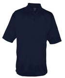 Reebok X-treme Golf Shirt Navy Thumbnail