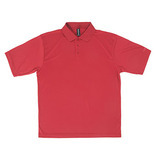 Reebok X-treme Golf Shirt Red Thumbnail