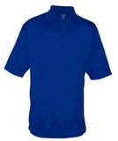 Reebok X-treme Golf Shirt Royal Blue Thumbnail