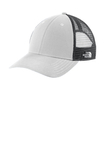 Ultimate Trucker Cap Vintage White with Asphalt Grey Thumbnail