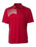 CBUK Glen Acres Polo Cardinal Red with White Thumbnail