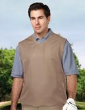 Legend Golf Vest Khaki Thumbnail