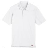 Industrial Performance Polo Shirt White Thumbnail