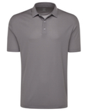 Callaway Men's Diamond Jacquard Polo Smoked Pearl Thumbnail