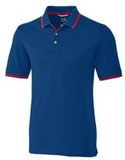 Advantage Tipped Polo Big and Tall Nautical with Virtual Thumbnail