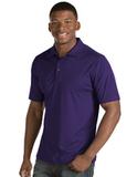 Men's Inspire Polo Dark Purple Thumbnail