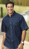 Short Sleeve Value Denim Shirt Thumbnail