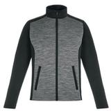 Shuffle Men's Performance Melange Interlock Jacket Thumbnail