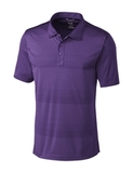 Cutter & Buck Big and Tall Crescent Polo College Purple Thumbnail