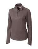 Women's Cutter & Buck Pima Cotton Decatur Pullover Circuit Thumbnail