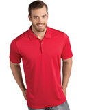 Antigua Tribute Golf Shirt Dark Red Thumbnail