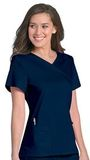 Sophie Crossover Tunic Navy Thumbnail