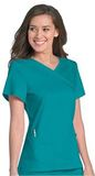 Sophie Crossover Tunic TEAL (BTP) Thumbnail