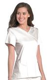 Sophie Crossover Tunic WHITE (WWP) Thumbnail