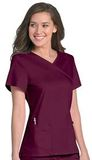 Sophie Crossover Tunic Wine Thumbnail
