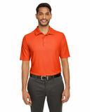 Core 365 Men's Fusion ChromaSoft™ Pique Polo Campus Orange Thumbnail