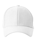 Under Armour Unisex Blitzing Curved Cap White Thumbnail
