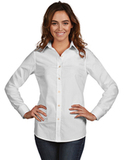 Women's Dynasty Dress Shirt White Thumbnail